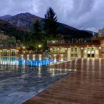 Плувни басейни, плаж, на Лифт Сопот, НП Архитекти