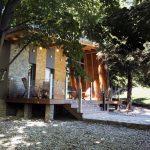 Архитектура на вила Сауна от НП Архитекти